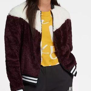 Nike Women's Shepra Bomber Sportsman Jacket